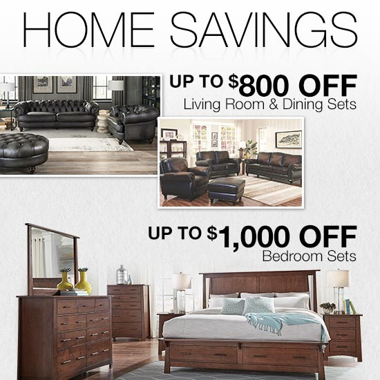 Costco Home Savings Email hero featuring promotional information